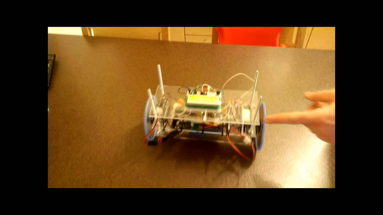 Self balancing robot arduino mpu first tuning