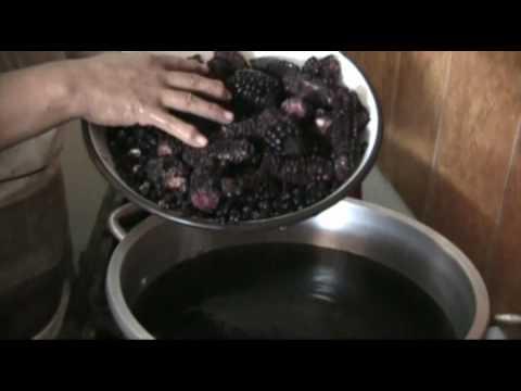 preparar chicha morada