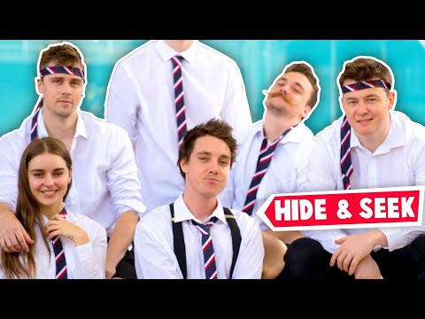CLICK SCHOOL HIDE SEEK PT. 2! from YouTube · Duration:  15 minutes 25 seconds