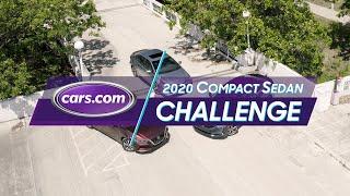 2020 Compact Sedan Challenge  — Cars.com