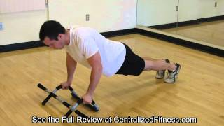 Iron Gym Total Upper Body Workout Bar REAL Review