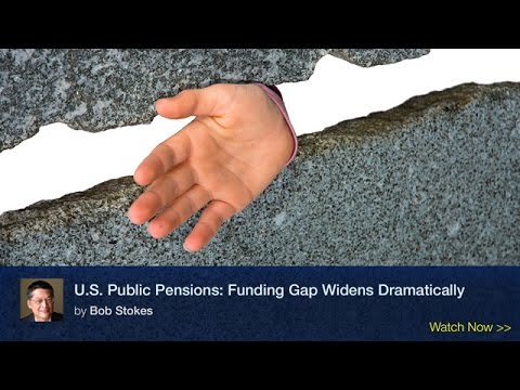 U.S. Public Pensions: Funding Gap Widens Dramatically