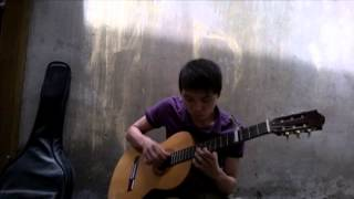 Giàn Thiên Lý Đã Xa (Scarborough Fair) Guitar