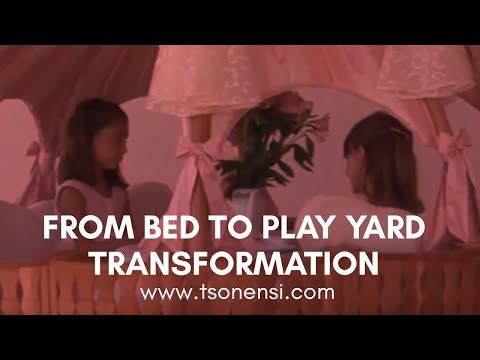 Transformacion De Toddler Bed A Playard Dvd Sd Youtube