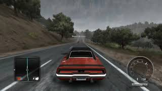 Dodge Charger R/T drive in Test Drive unlimited || TOP SPEED || TUNNEL RUN || SOUND