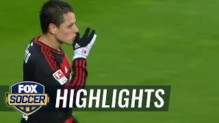 Video Gol Pertandingan Bayer Leverkusen vs Hannover 96