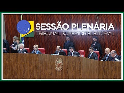 Sessão Plenária do dia 25 de junho de 2018