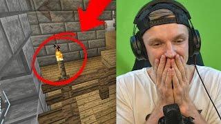DIT ZIET HIJ NIET! - Minecraft Survival #189