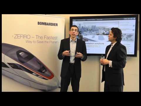 Bombardier Transportation Jobcast - IS/IT Infrastructure Specialists, Berlin