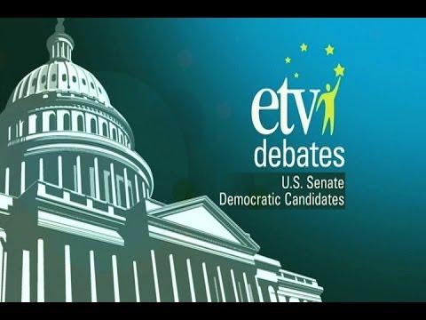 U.S. Senate Democrat Debate