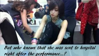 T-ara.Eunjung Ham - Strongest girl