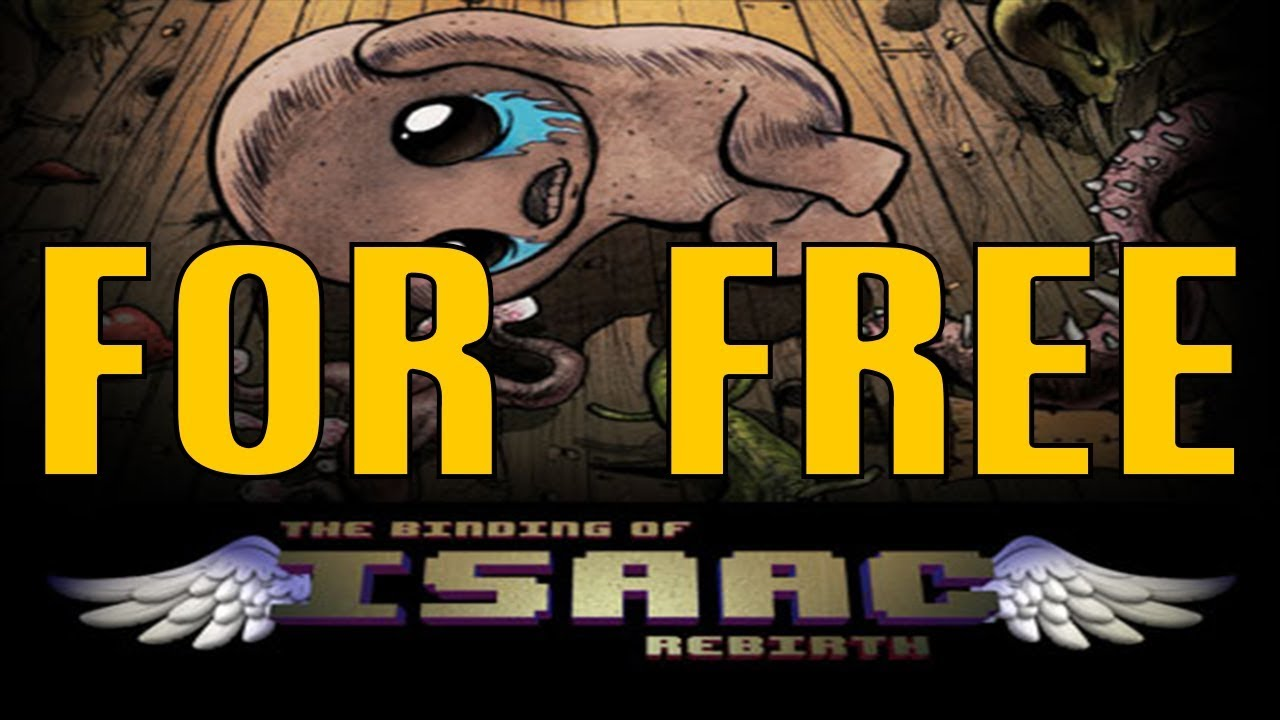 The binding of isaac rebirth download free | The Binding of