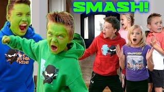 Kayson Smash!! Mystery of the Missing Ninja Toys!