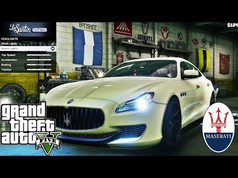 Maserati Quattroporte !!!