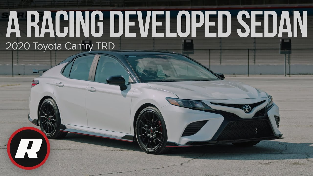 2020 Toyota Camry New Review