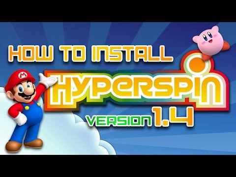 How to set up HyperSpin 1.4 and RocketLauncher