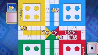 Ludo king game 2 player | Ludo game in 2 players | Ludo King 2 Player | Ludo king games screenshot 2
