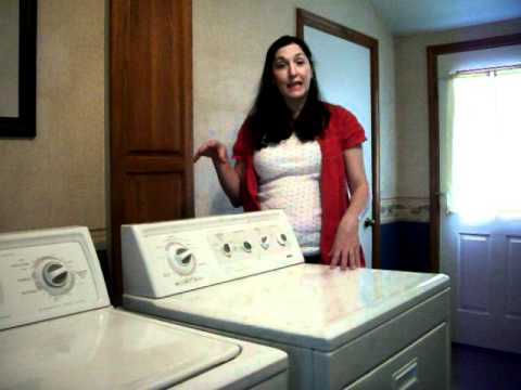 Cleaning out a dryer: Fire prevention! part 1