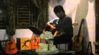 BKGC-Tự Khúc Mùa Đông Guitar