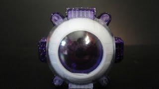 標的收藏介紹時間~假面騎士 Ghost 假面騎士 Zero Specter  電影預售票限定特典 DX Zero Specter  幽靈眼魂