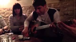 Офигенный Испанский бой на гитаре