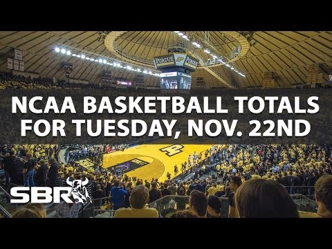 ncaa-basketball-picks-|-totals-for-tuesday,-november-22