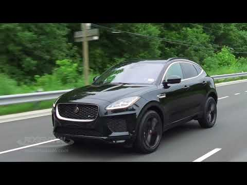 2018 Jaguar E-PACE Test Drive & Review