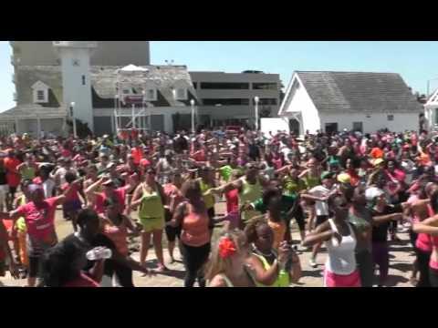 Hardee's Latin Fest 2012  - Virginia Beach