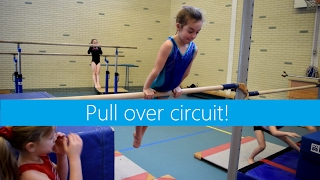 Skills & Drills: Pull over! Variate, create challenges & have fun!