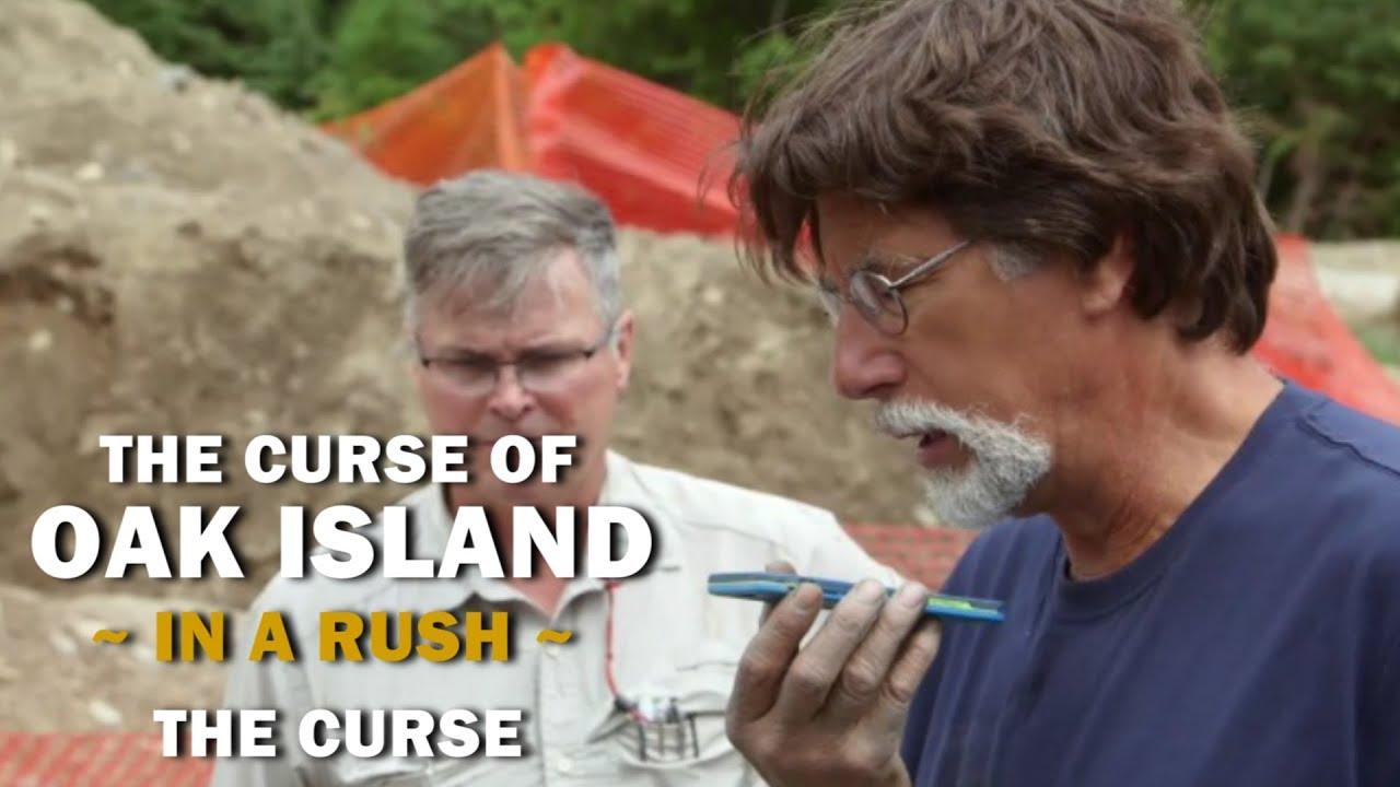 Curse Of Oak Island Season  Episode Close Call