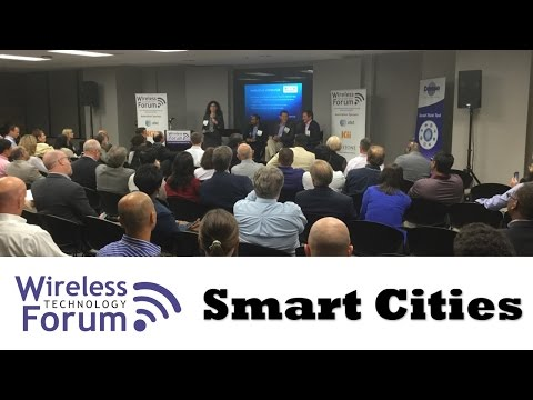 Smart Cities Panel Discussion