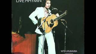 Paul Simon Live Rhymin