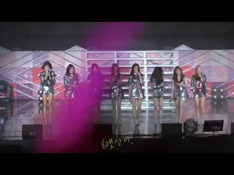 SNSD  crying when sone sing ITNW @ Holiday to Remember