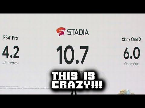 Google Stadia is a game changer!! could this mark the end for Nvidia?
