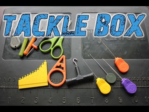 Карповые снасти. Tackle Box