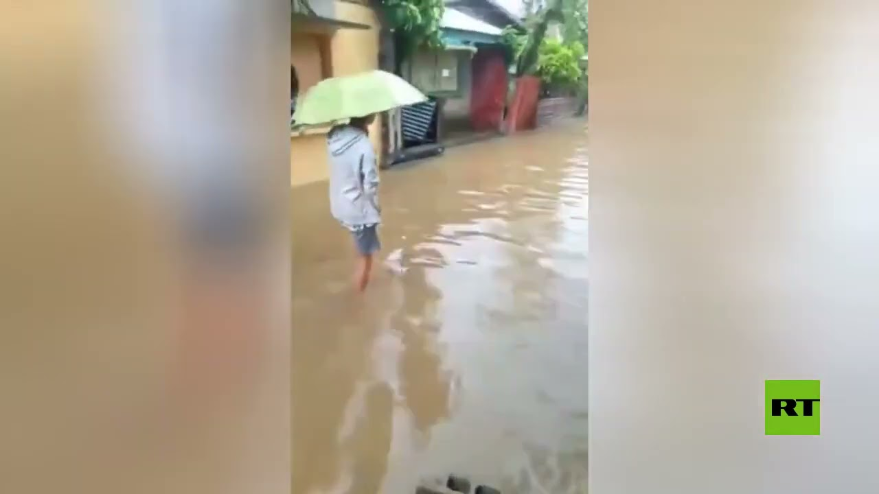 فيضانات بعد إعصار مدمّر في الفلبين  - نشر قبل 30 دقيقة