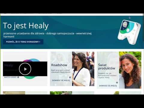 Rejestracja Nowego Partnera W Healy - Instrukcja Video