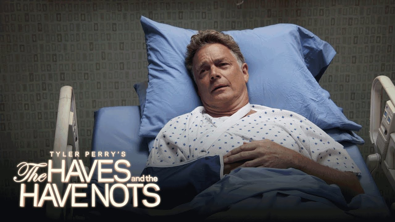 Download Jim Receives a Surprising Visit in the Hospital | Tyler Perry's The Haves and the Have Nots | OWN