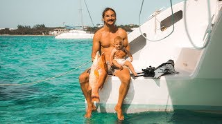 boat-life-hunting-fish-for-the-family-bahama-hogfish