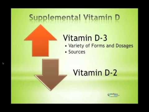 Vitamin D -- Fact and Fiction // WellBeingGPS.com