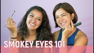 SMOKEY EYES 101 // Alice Dixson
