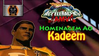 Acceleracers AMV: Homenagem ao Kadeem (Starboy of The Weeknd)