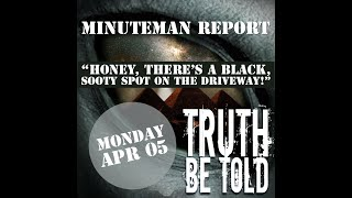 Minuteman Report Ep.10 - Rare Meteorite Crashes on Driveway