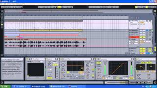 Roger Sanchez - Lost (ChrishZoo Remake Ableton Live 8)