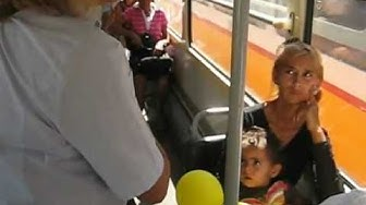Пътуване с градски транспорт в София
