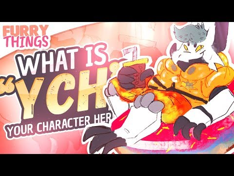 Furry Things: What is 'YCH' (The Good and Bad)