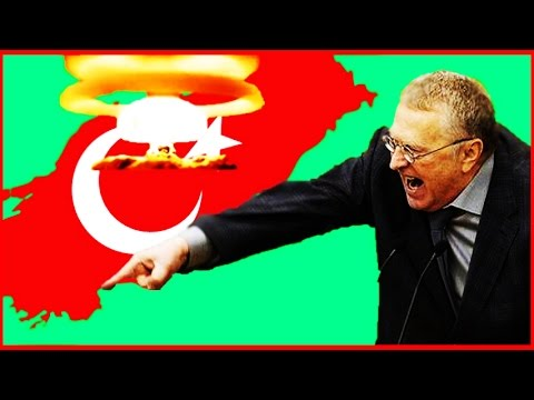 Zhirinovsky proposes to drop a nuclear bomb on the Strait of Bosphorus News Today