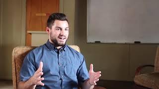 Lenten Ministry Spotlight • Part 1 of 4 • Luke Johnson