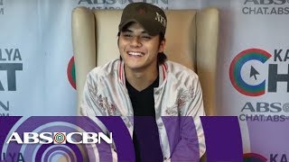 Ronnie Alonte on portraying UP Fighting Maroons Men's Basketball Team Captain Paul Desiderio