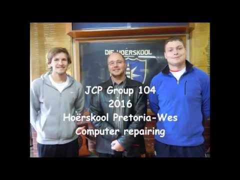 EBIT JCP 2016 Group 104 High School Pretoria Wes